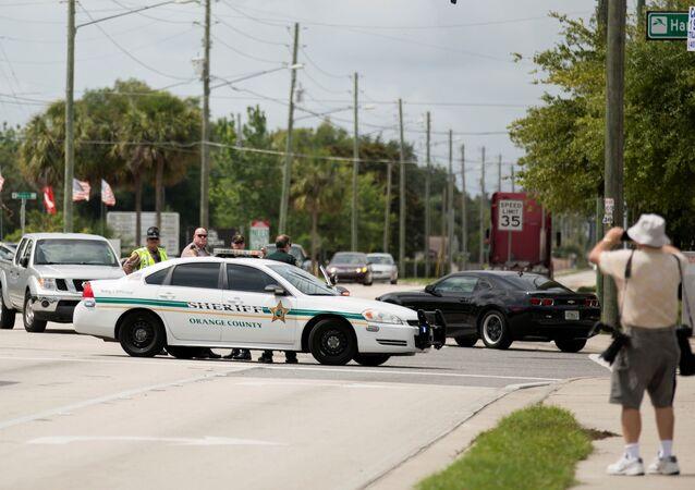 Lugar del ataque en Orlando, EEUU