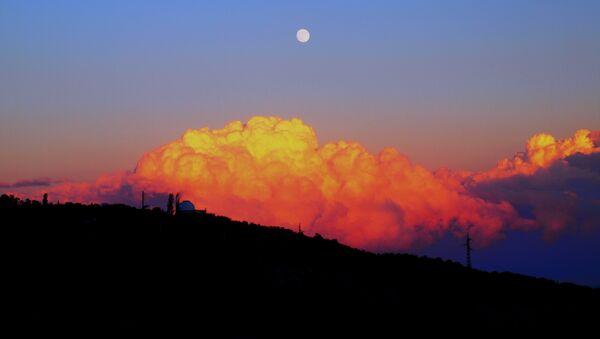 Las nubes - Sputnik Mundo
