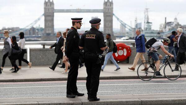 Policía de Londres - Sputnik Mundo