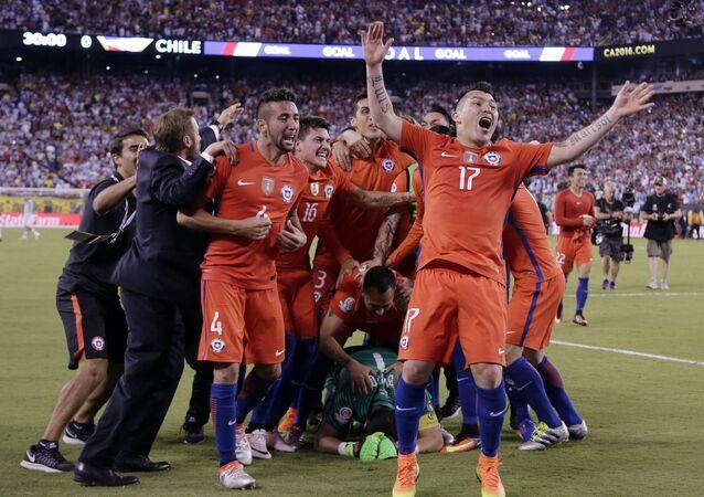 Selección de fútbol de Chile