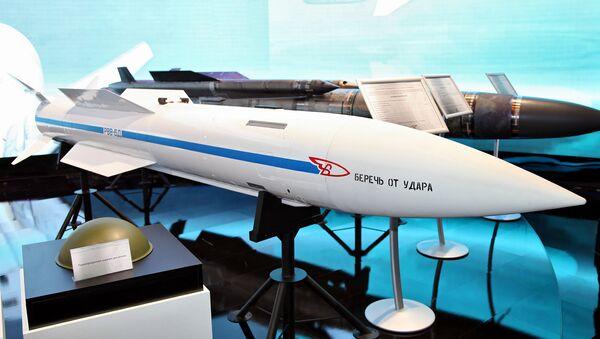 Misil aire-aire R-37М - Sputnik Mundo
