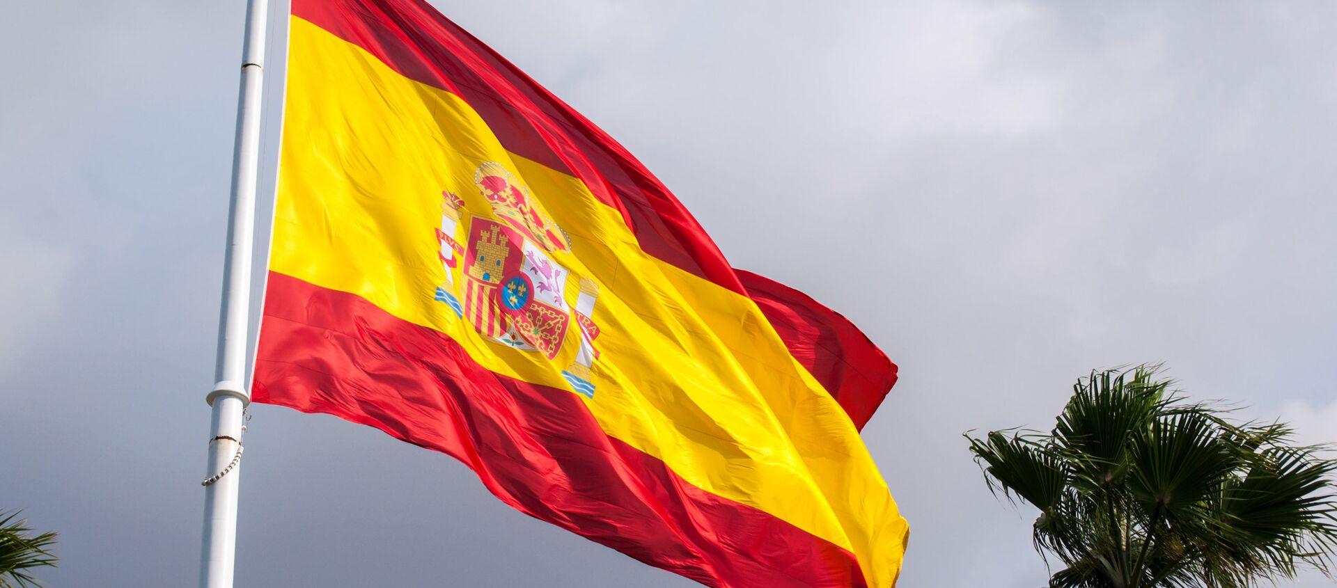 Bandera de España - Sputnik Mundo, 1920, 01.04.2019