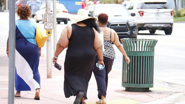 Obesidad - Sputnik Mundo