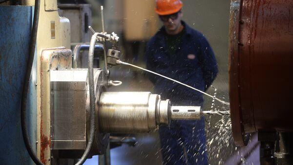 Uralmashzavod, fábrica rusa de construción de maquinaria pesada - Sputnik Mundo