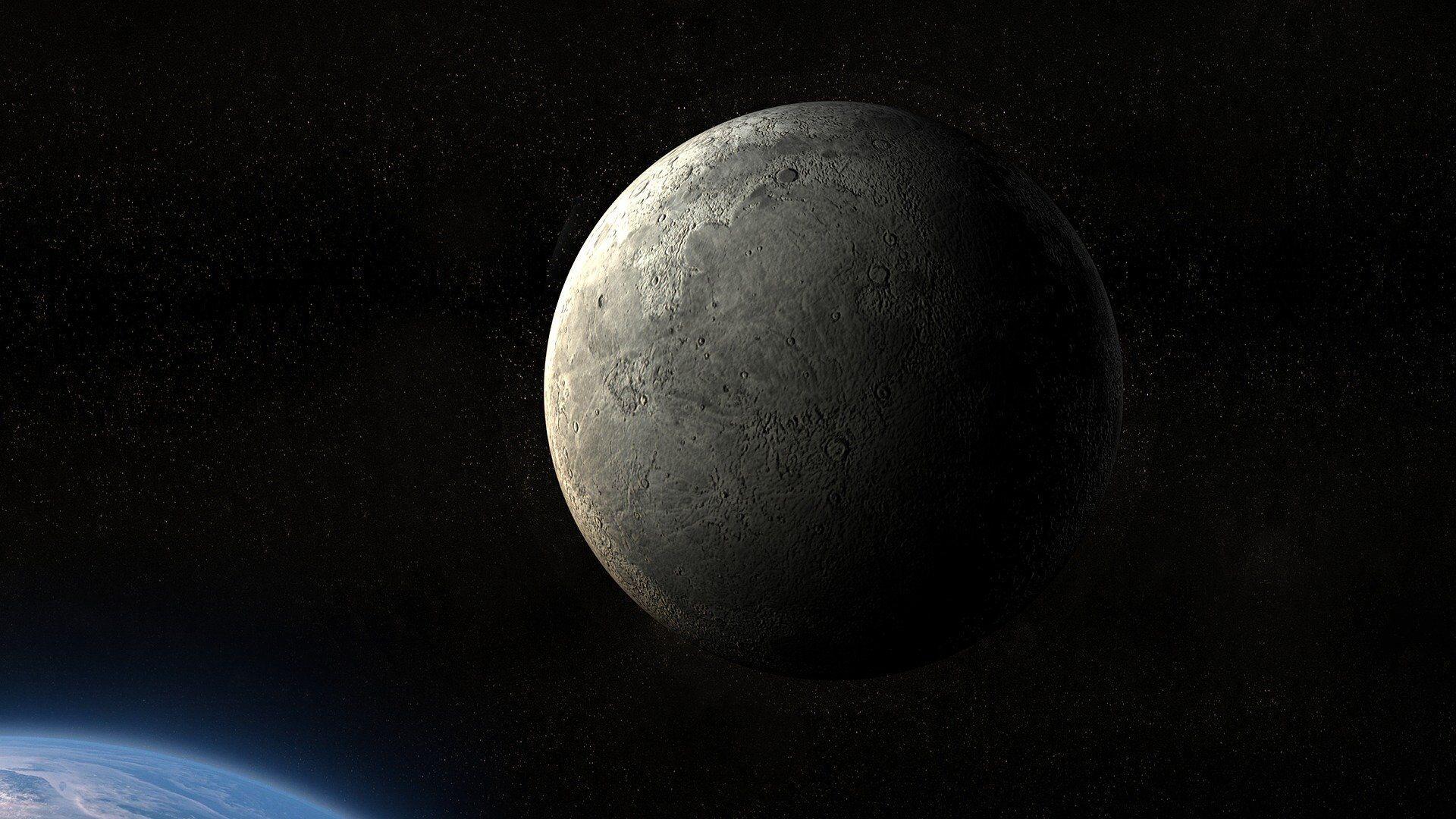 La Luna (imagen referencial) - Sputnik Mundo, 1920, 17.02.2021