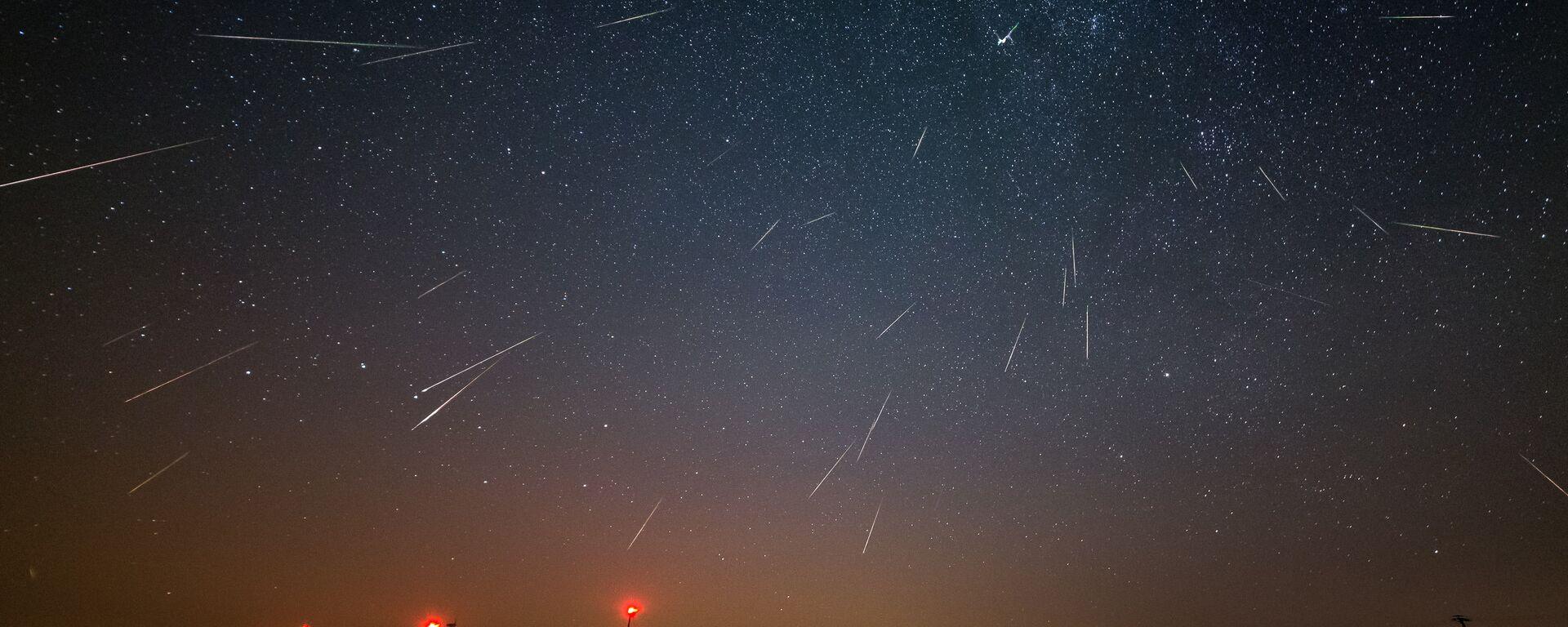 La lluvia de meteoros - Sputnik Mundo, 1920, 23.05.2021