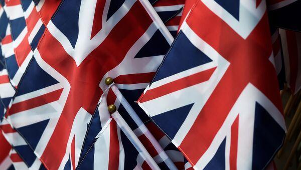Las banderas del Reino Unido - Sputnik Mundo