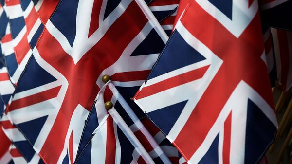 Las banderas del Reino Unido (archivo) - Sputnik Mundo
