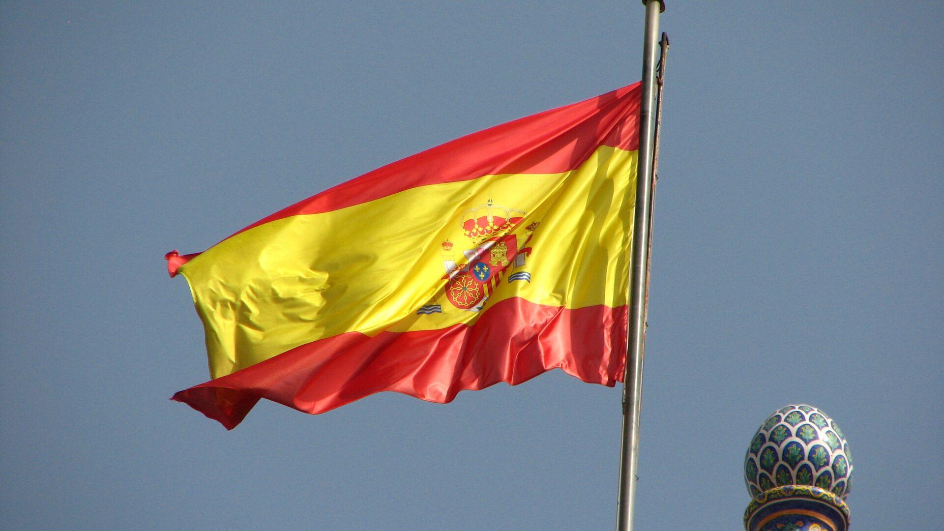 Bandera de España - Sputnik Mundo, 1920, 10.03.2021