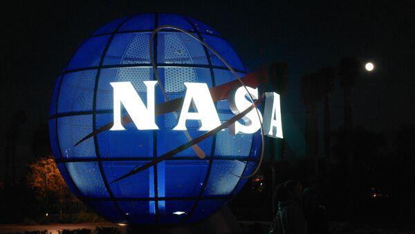 Logo de NASA - Sputnik Mundo