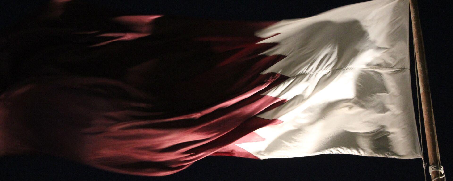 Bandera de Catar - Sputnik Mundo, 1920, 01.06.2021