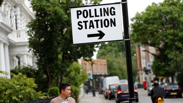 Elecciones generales en Reino Unido - Sputnik Mundo