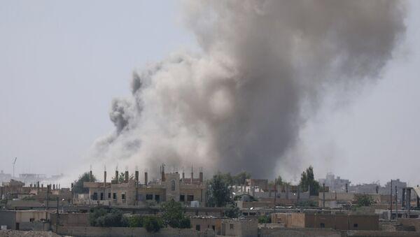 Al Raqa, Siria - Sputnik Mundo