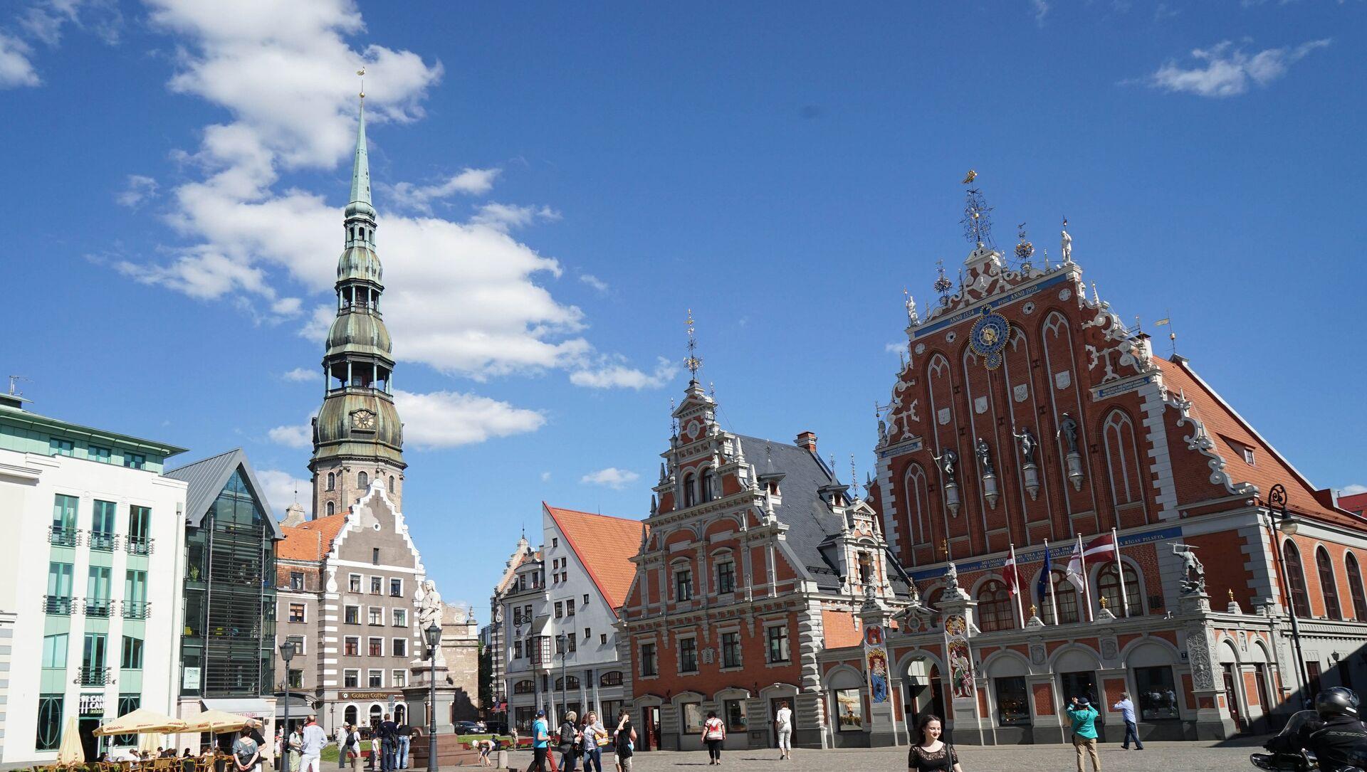 Riga, Letonia - Sputnik Mundo, 1920, 05.01.2018