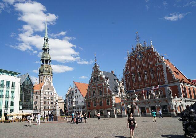 Riga, Letonia (archivo)