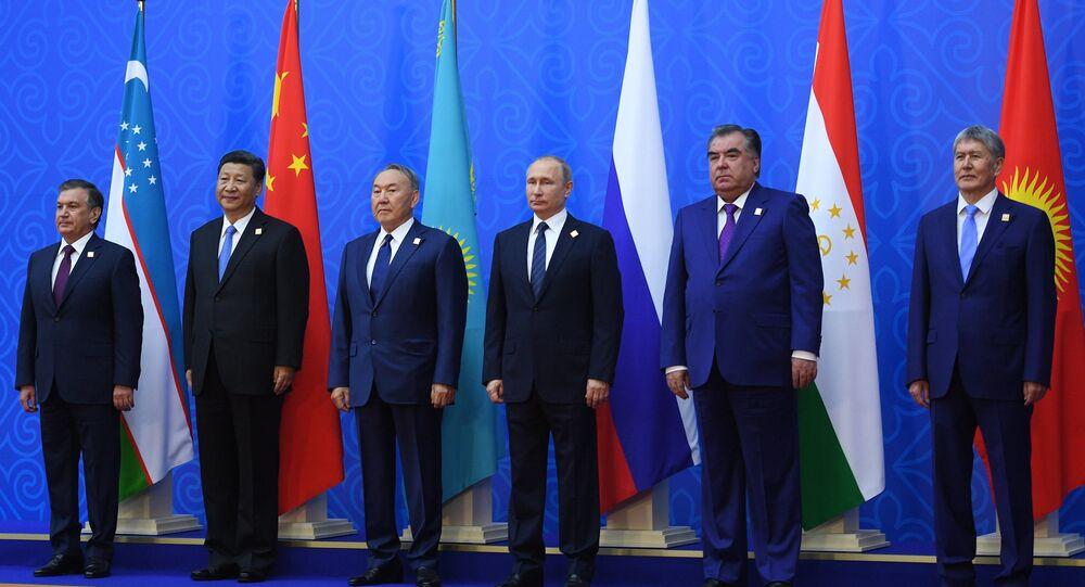 La cumbre de la Organización de Cooperación de Shangháide en Astaná