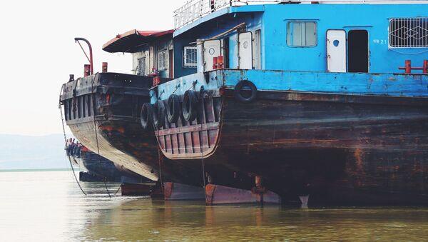 Barco - Sputnik Mundo