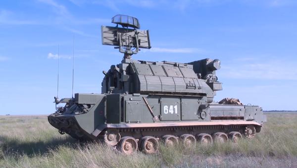 El sistema antiaéreo Tor-M2 - Sputnik Mundo