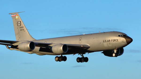 Boeing KC-135 - Sputnik Mundo