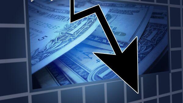 Crisis financiera - Sputnik Mundo