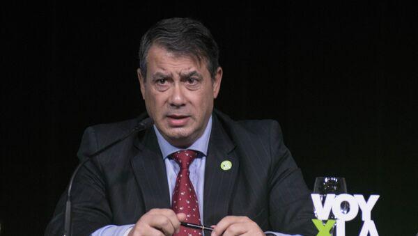 Guillermo Whpei, el presidente de la Fundación para la Democracia Internacional - Sputnik Mundo