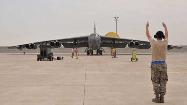 En la localidad de Al Udeid, Catar acoge la mayor base militar estadounidense en Oriente Próximo (archivo) - Sputnik Mundo