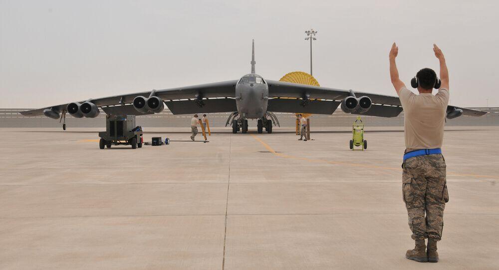 Base militar estadounidense en Catar (archivo)