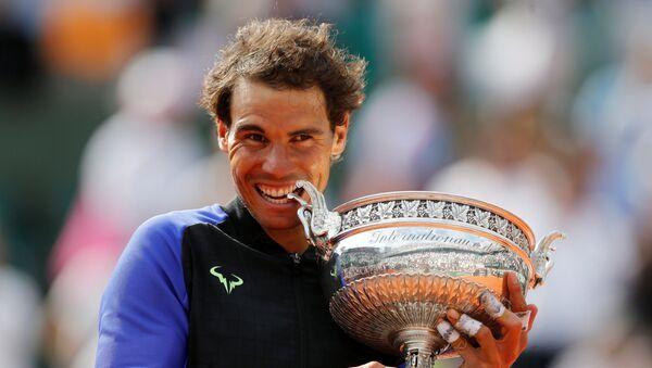 Rafael Nadal - Sputnik Mundo