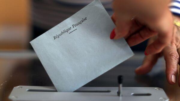 Elecciones generales en Francia - Sputnik Mundo