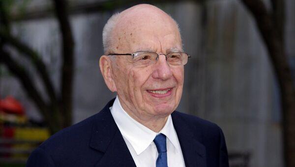 Rupert Murdoch - Sputnik Mundo