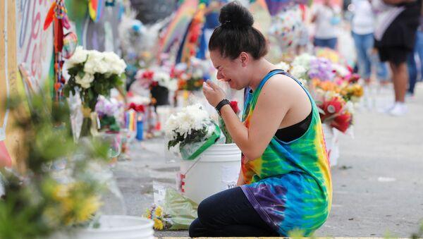 Homenaje de la matanza de Orlando - Sputnik Mundo