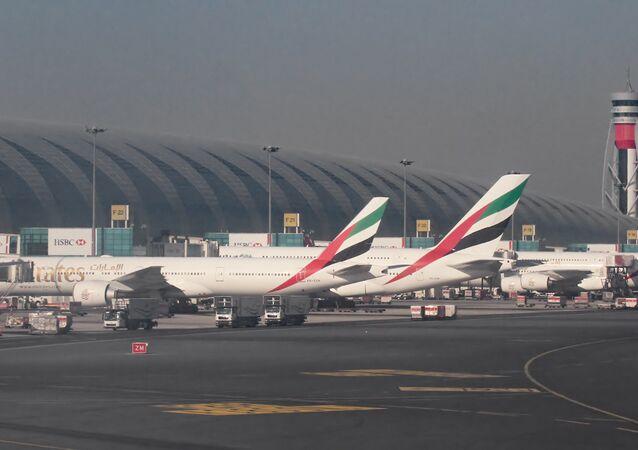 Aeropuerto de Dubái