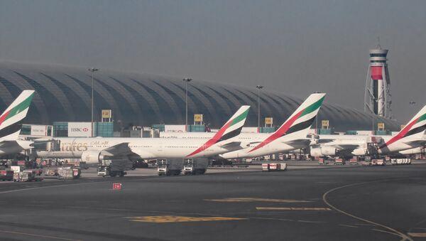 Aeropuerto de Dubái - Sputnik Mundo