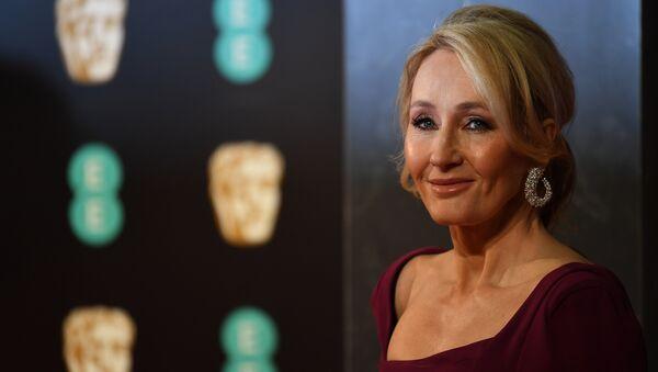 J. K. Rowling, escritora británica (archivo) - Sputnik Mundo