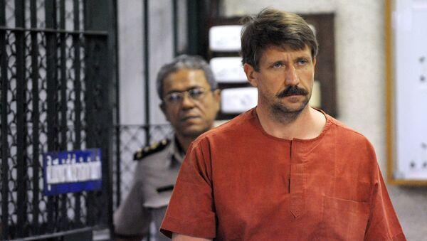 Viktor Bout, empresario ruso condenado en EEUU (archivo) - Sputnik Mundo