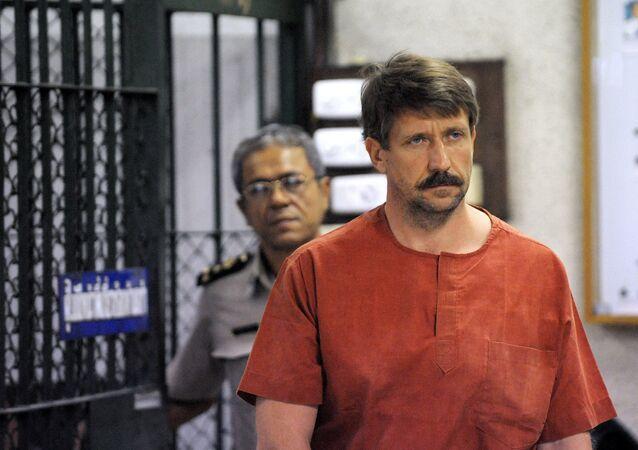 Viktor Bout, empresario ruso condenado en EEUU (archivo)