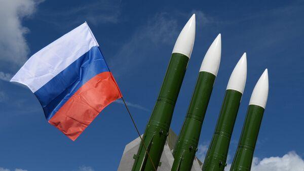 Sistema de misiles Buk (archivo) - Sputnik Mundo