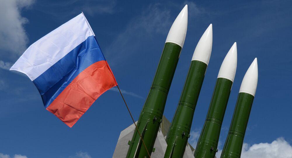 Sistema de misiles Buk (archivo)