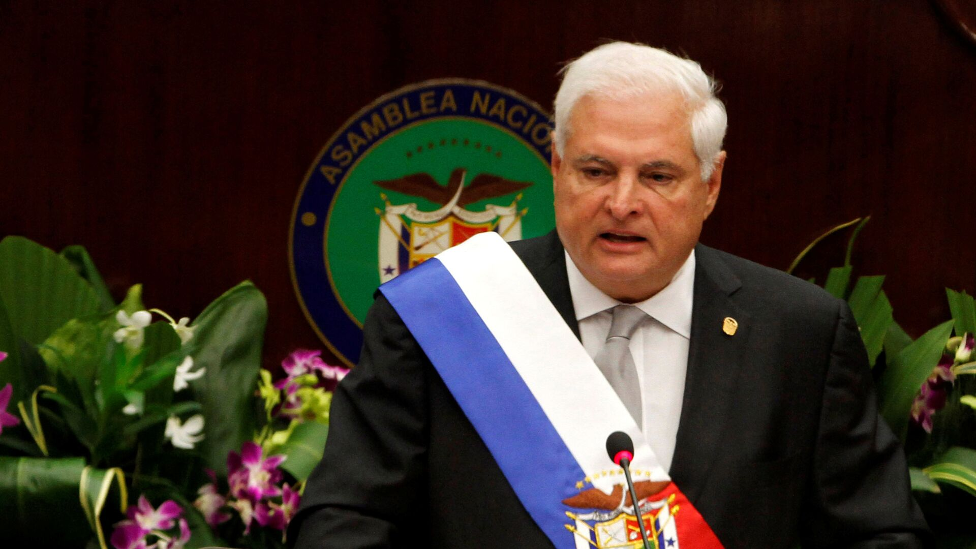 Ricardo Martinelli, expresidente de Panamá - Sputnik Mundo, 1920, 26.05.2021