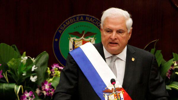 Ricardo Martinelli, expresidente de Panamá - Sputnik Mundo