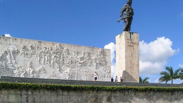 Mausoleo de Ernesto Che Guevara en la ciudad de Santa Clara, Cuba - Sputnik Mundo
