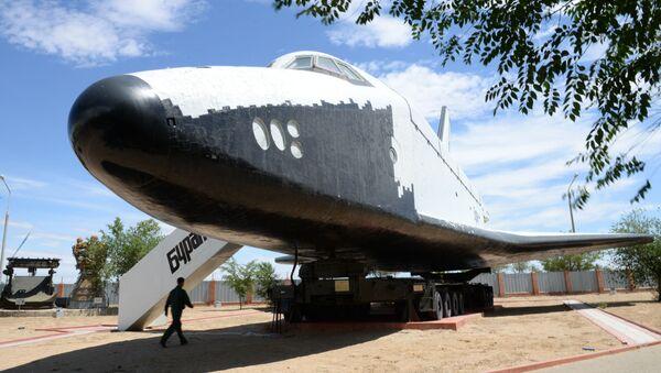 Nave espacial reutilizable Buran - Sputnik Mundo