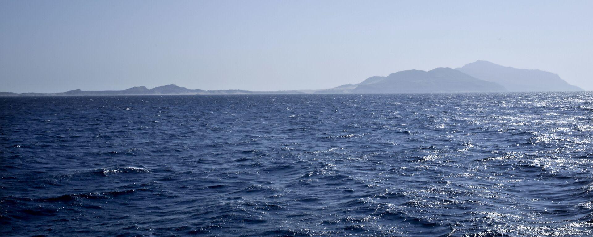 Isla de Tirán en el mar Rojo - Sputnik Mundo, 1920, 01.06.2021