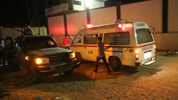 Ataque de los yihadistas en Mogadiscio - Sputnik Mundo