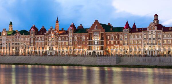 Los rincones más bellos y recónditos de toda Rusia - Sputnik Mundo