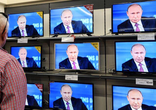 'Línea directa' con Vladímir Putin