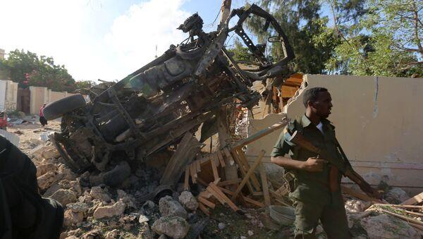 Coche bomba en Somalia - Sputnik Mundo
