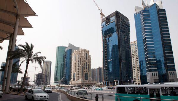 Qatar's capital, Doha - Sputnik Mundo