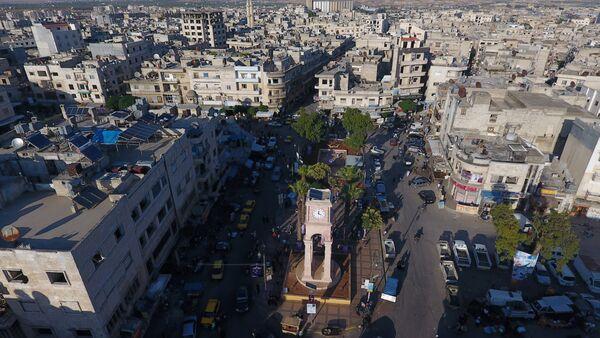 La ciudad siria de Idlib - Sputnik Mundo