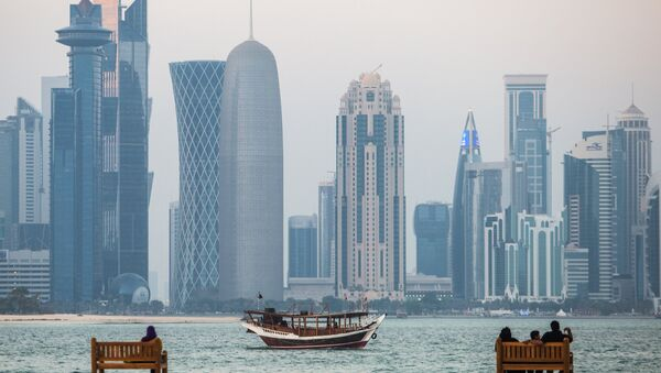 Doha, la capital de Catar (archivo) - Sputnik Mundo